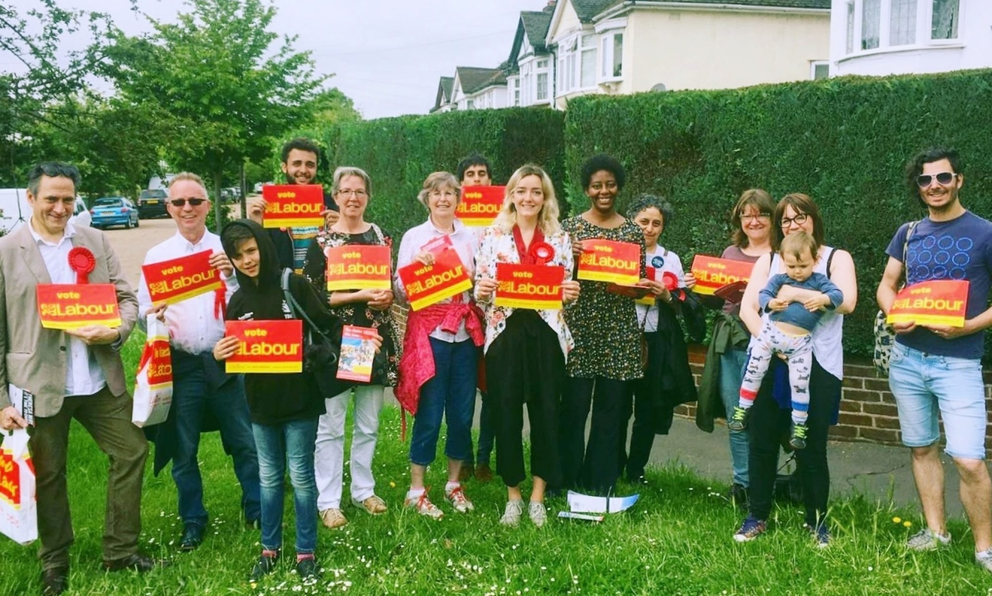 Esher and Walton Labour Party